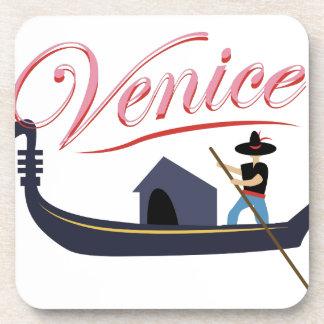 Venice Drink Coaster
