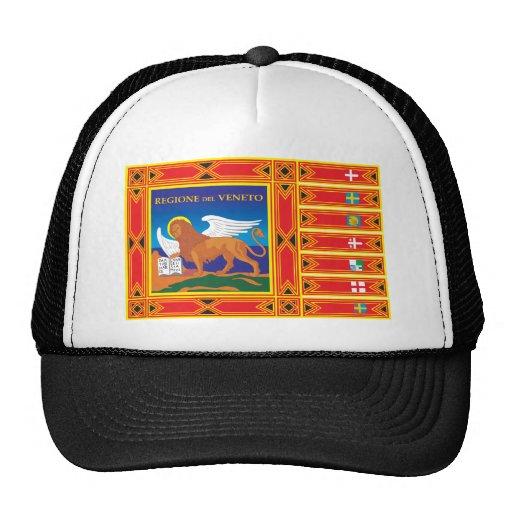 Venice Flag Trucker Hat