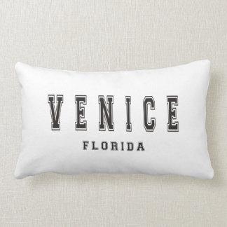 Venice Florida Lumbar Pillow