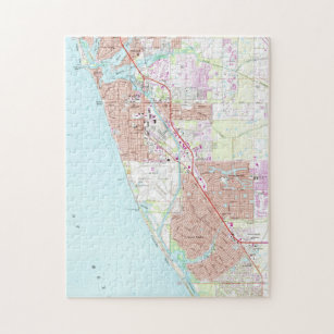 Map Of Venice Florida.Map Of Venice Gifts On Zazzle