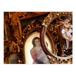 Venice Frame Shop Postcard