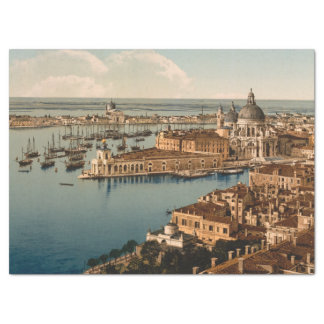 """Venice from the Campanile I, Italy 17"""" X 23"""" Tissue Paper"""