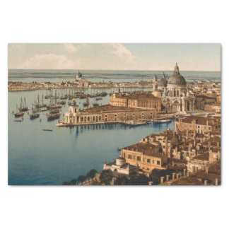 "Venice from the Campanile I, Italy 10"" X 15"" Tissue Paper"