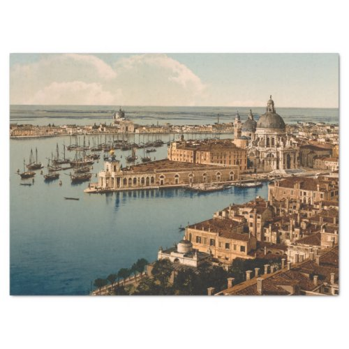 Venice from the Campanile I Italy Tissue Paper