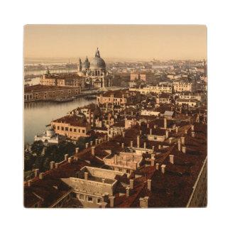 Venice from the Campanile II, Italy Wood Coaster