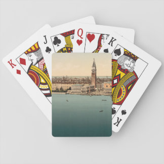 Venice General View, Venice, Italy Deck Of Cards