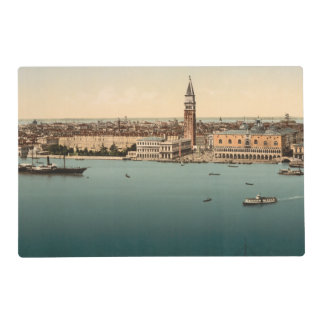 Venice General View, Venice, Italy Placemat
