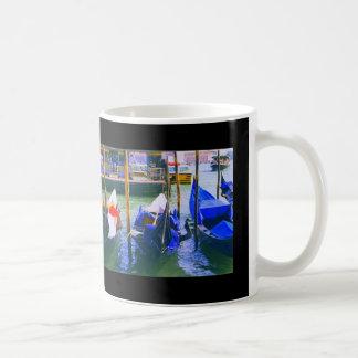 Venice Gondola Coffee Mug Cappucino Italy