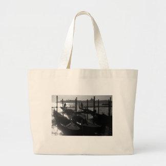 Venice Gondola in the Grand Canal Bag