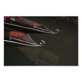 Venice Gondola Photo Print