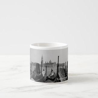 Venice Gondolas Espresso Cup