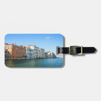 Venice Gran Canal Luggage Tag