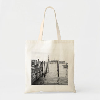 Venice Grand Canal and Gondola Canvas Bag
