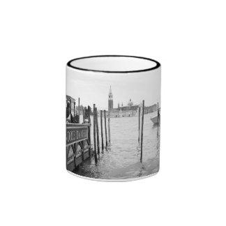 Venice Grand Canal and Gondola Mug