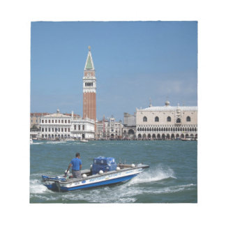 Venice Grand Canal Notepad