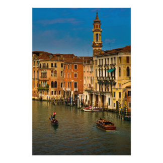 Venice Grand Canal Photo Print