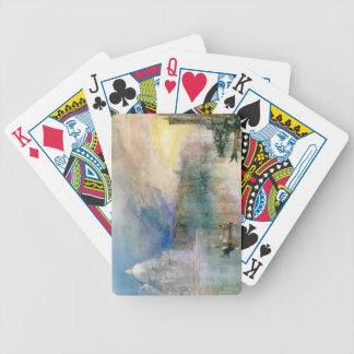 Venice: Grand Canal with Santa Maria della Salute Bicycle Playing Cards