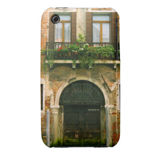 Venice House Facade 3/3Gs Case-Mate iPhone 3 Covers