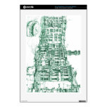 Venice in green ink decals for PS3