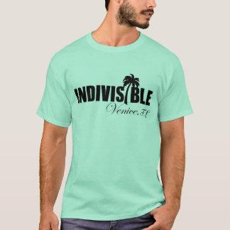 VENICE indivisible men's t-shirt blk logo