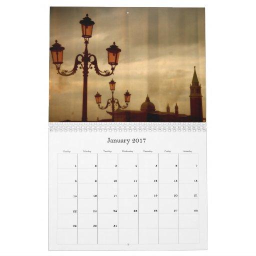 Venice Italy - 2012 Calendar