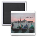 Venice, Italy 2 (by St.K.) 2 Inch Square Magnet