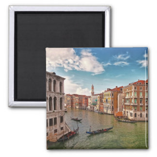 Venice, Italy 2 Inch Square Magnet