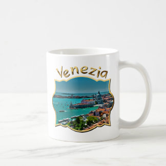 Venice, Italy - Aerial View Coffee Mug