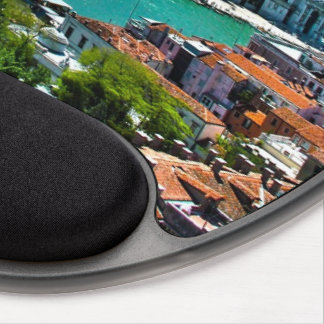 Venice, Italy - Aerial View Gel Mouse Pad
