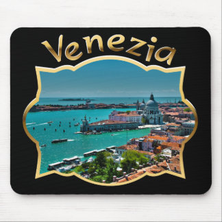 Venice, Italy - Aerial View Mouse Pad