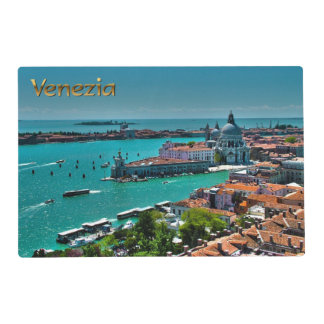 Venice, Italy - Aerial View Placemat
