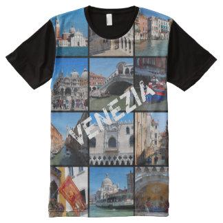 Venice, Italy All-Over-Print Shirt