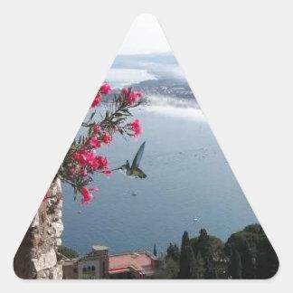 Venice Italy and Hummingbirds Sticker