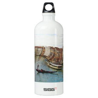Venice Italy and phone cases Water Bottle