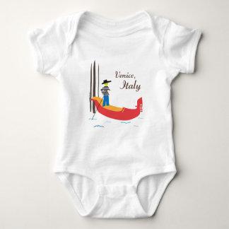 Venice Italy Baby Bodysuit