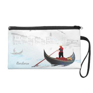 Venice Italy Bagette Bag Wristlets