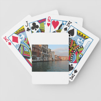 Venice, Italy Bicycle Playing Cards