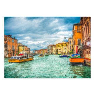 Venice, Italy Business Card Template
