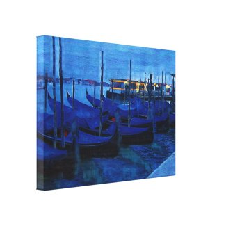 Venice Italy Canvas Prints