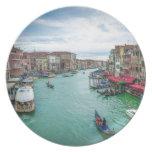 Venice, Italy Dinner Plate
