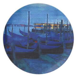 Venice Italy Dinner Plate