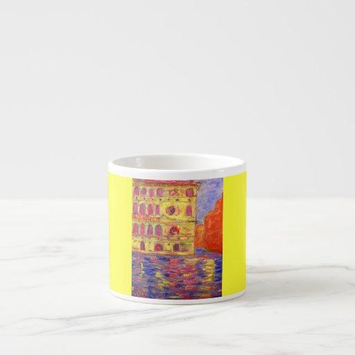 venice italy espresso cup