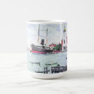 Venice Italy Excursion Pier 1901 Mug