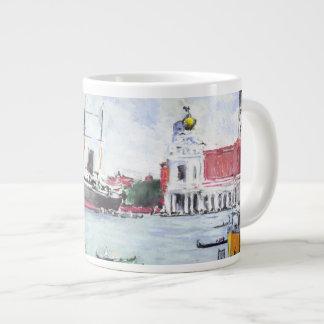 Venice Italy Excursion Pier 1901 Extra Large Mug