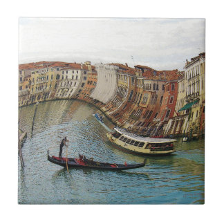 Venice Italy gifts and phone cases Ceramic Tile