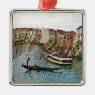Venice Italy gifts and phone cases Metal Ornament