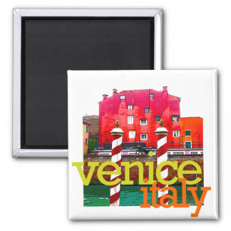 Venice Italy Gifts Magnet