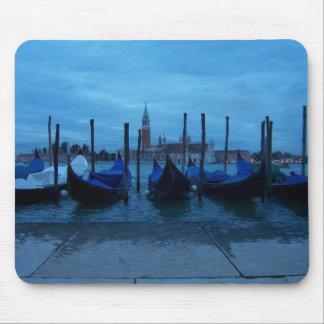 Venice Italy Gondolas Mouse Pad