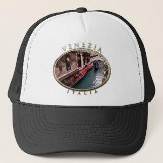 Venice, Italy - Gondolas Trucker Hat