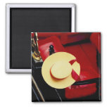 Venice Italy Gondoliers Hat ~ Italian Romance Refrigerator Magnet